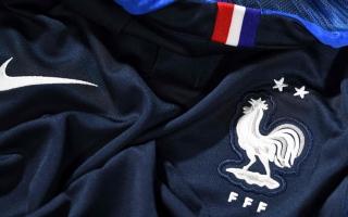 """الصورة: بالصور.. """"نايكي"""" تكشف عن قميص منتخب فرنسا الجديد"""