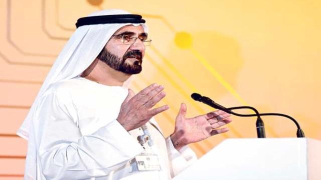 Mohammed bin Rashid Al Maktoum, the sixth emirates in the