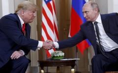 الصورة: 10 ملايين يورو تكاليف قمة ترامب - بوتين