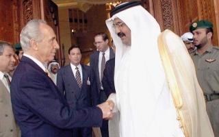 الصورة: قطر وإيران.. بوابتان إلى إسرائيل والجماعات الإرهابية