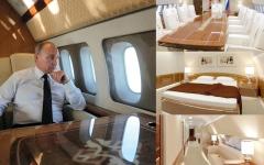 الصورة: سباق على فخامة طائرات الرؤساء بين الدول العظمى