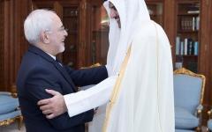 """الصورة: قطر وإيران.. دبلوماسية """"الدجاج مقابل المونديال"""""""