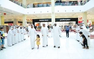 الصورة: «دبي للثقافة» تشارك في «الأسبوع الإماراتي الصيني 2018»