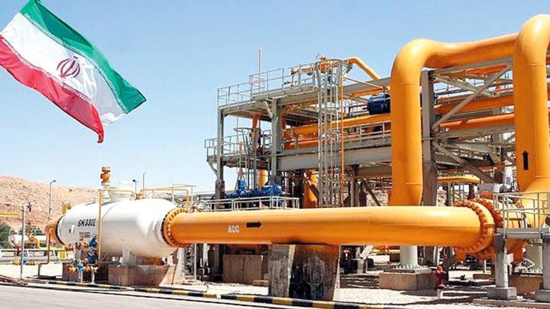 مشروعات نفطية إيرانية تواجه خطر التوقف.  أرشيفية