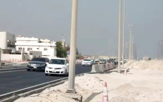 الصورة: إنجاز تطوير شاطئ الشارقة بـ 60 مليون درهم