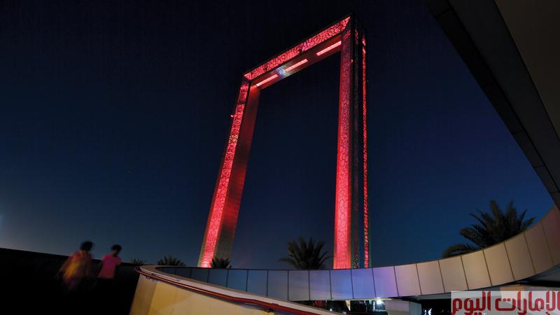 إضافة إلى العديد من مظاهر الاهتمام والترحيب، التي تحظى بها الزيارة. إمارات الدولة - الإمارات اليوم