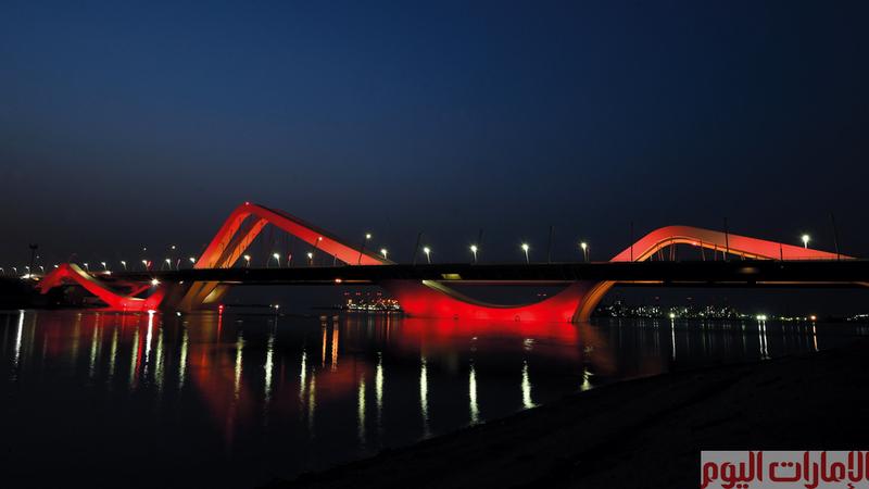 احتفت دولة الإمارات العربية المتحدة بزيارة رئيس جمهورية الصين الشعبية الصديقة