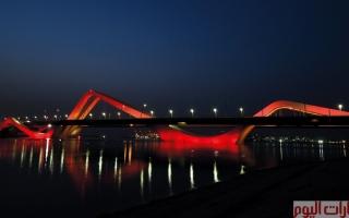 الصورة: الإمارات تحتفل بالصين