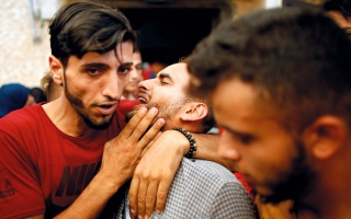 الصورة: غوتيريس يدعو الإسرائيليين والفلسطينيين  إلى تفادي «نزاع جديد مدمر»