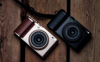 الصورة: «فوجي فيلم» تطلق كاميرا مدمجة بتجهيزات متطورة