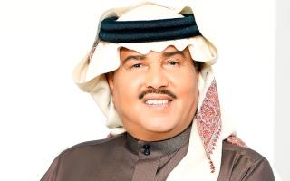 الصورة: محمد عبده يغني لجمهور «مفاجآت صيف دبي»