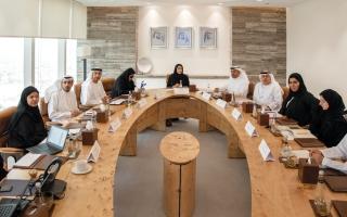 الصورة: منال بنت محمد: إنجازات نوعية لمجلس الإمارات للتوازن بين الجنسين