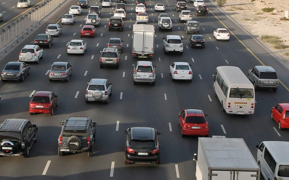 الصورة: مشروع لـ «إدارة الحوادث المرورية» في دبي يخفّض الازدحام 25%