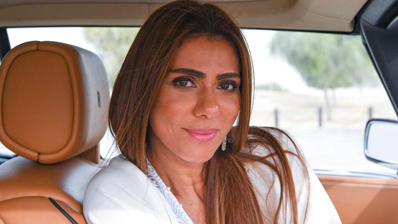 حنان مازوزي: «دبي مكنتني من ترجمة هذا الشغف إلى أمر واقع».