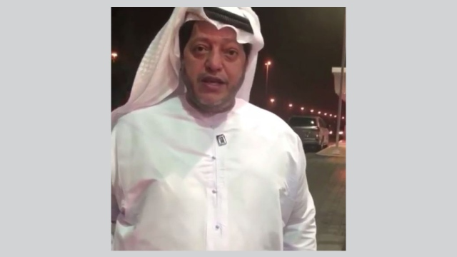 Said Bin Tahnoun Uses Self Packing In Adnoc And Pays Tribute To Citizens Working At The Station Teller Report