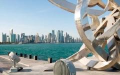 الصورة: قطر وإيران.. تعاون ملاحي بين «موانئ الشر» في المنطقة