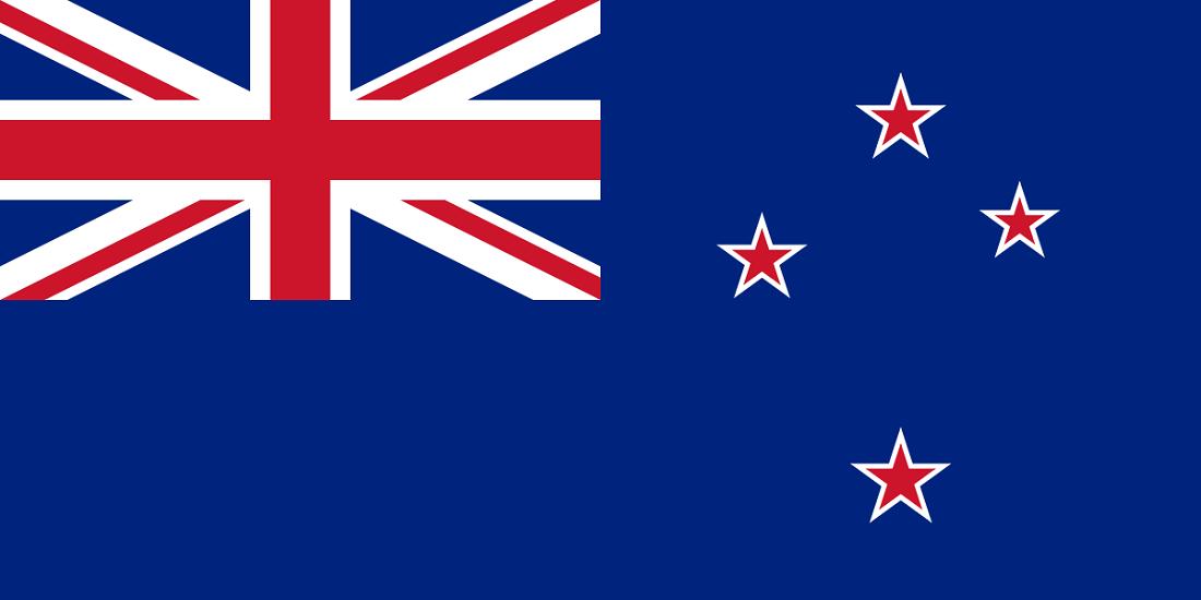علم نيوزيلاندا