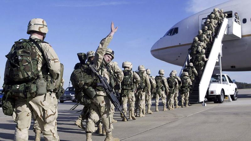 إحلال القوات المقاتلة لـ«الناتو» بأخرى تدريبية. أرشيفية