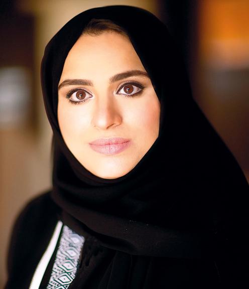 شمسة صالح: «نعمل على تطوير وتنفيذ برامج لدعم مشاركة المرأة الإماراتية في مسيرة التنمية».