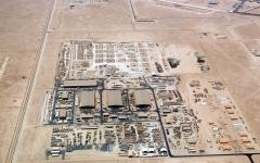 الصورة: قطر تطور قاعدة «العديد» بكلفة 1.8 مليار دولار لـ «إسعاد الأميركيين»