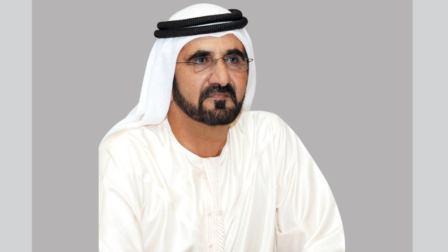 592b1fa6 His Highness Sheikh Mohammed bin Rashid Al Maktoum, Vice President and  Prime Minister of the UAE and Ruler of Dubai, said that Sheikh Zayed was  and will be ...