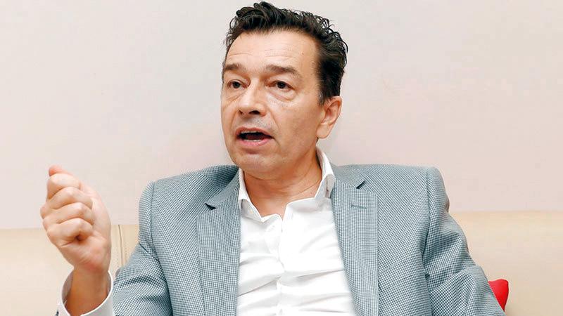 يوري فيداكاس: «عدد الزائرين من الإمارات كان كبيراً لمونديال روسيا».