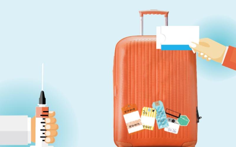 الصورة: (بالغرافيك).. خطوات للوقاية الصحية عند السفر