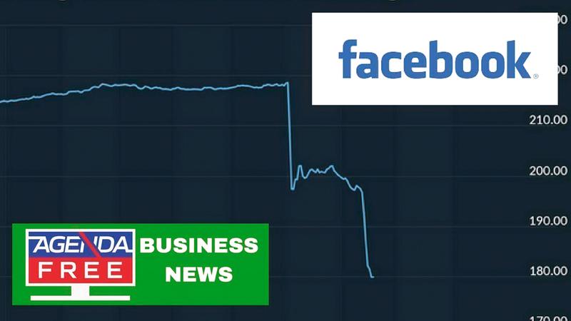 سهم «فيس بوك» سجل للمرة الثانية تراجعاً دراماتيكياً خلال العام الجاري. من المصدر