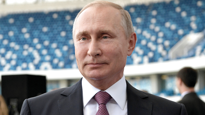 بوتين أنقذ حليفه السوري من السقوط وجعله يحقق النصر على أعدائه.رويترز