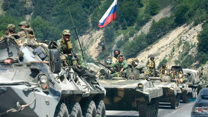 القوات الروسية في سورية دعمت قوة موسكو على الصعيد الدولي. أرشيفية