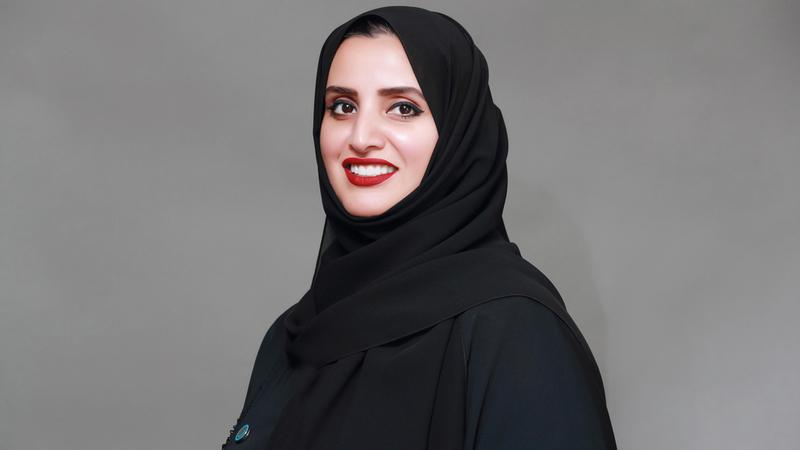 عائشة بنت بطي بن بشر. من المصدر