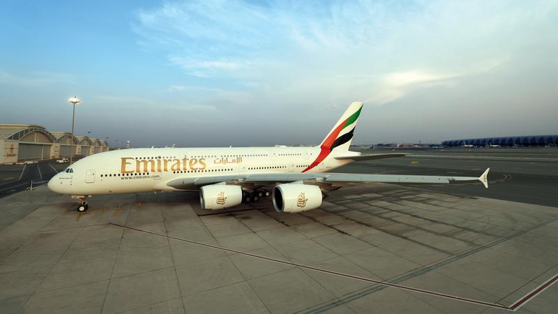 «طيران الإمارات» ستعزز خدماتها إلى مدينة تورنتو بإضافة رحلتين منتظمتين أسبوعياً يومي السبت والأحد. من المصدر