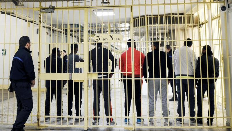بلدان أوروبية تحاول جاهدة فصل المتطرفين في السجون وإعادة دمجهم.  غيتي