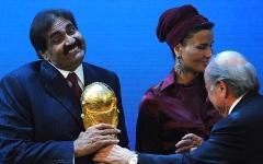 الصورة: تحقيق بريطاني يتهم قطر باللعب مع الإرهابيين وسرقة كأس العالم