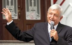 الصورة: الرئيس المكسيكي المنتخب يعتزم خفض راتبه لأكثر من النصف