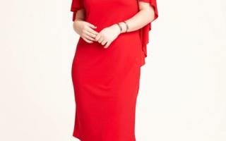 الصورة: نصائح لتنسيق ملابس اللون الأحمر