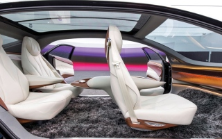 الصورة: سيارات المستقبل.. ذكية وآلية القيادة