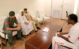 الصورة: 7 نزلاء يُشهرون إسلامهم في سجون دبي