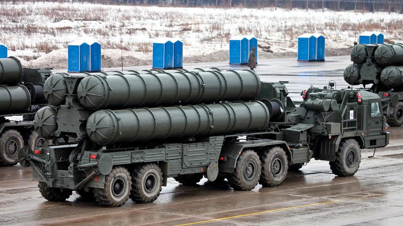 الهند تسعى لشراء منظومة صواريخ «إس 400» الروسية. أرشيفية