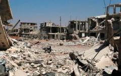 الصورة: التزام الصين بالمشاركة   في إعادة بناء سورية  مرهون بالاستقرار