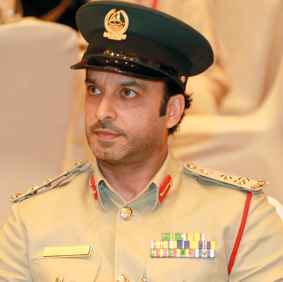 العميد سيف المزروعي: «شرطة دبي بذلت جهداً كبيراً خلال الأعوام الأخيرة، للحد من الوفيات المرورية الناتجة عن حوادث الدهس».