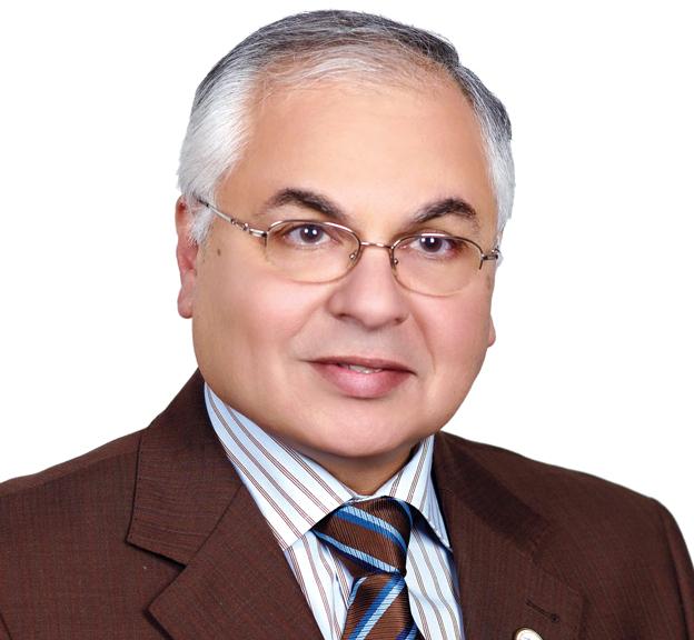 رضا مسلم: «الدراسة أظهرت ارتفاعاً بنسبة 9% في إجمالي المال المستثمر في شركات الاستثمار والخدمات المالية».
