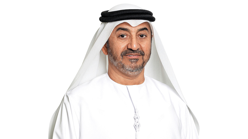 HE Eng. Dhafer Ayed Al Ahbabi, Chairman of Agthia Group