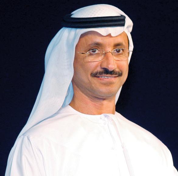 سلطان أحمد بن سليم: «(يونيفيدر) تتمتع بسمعة قوية في أوروبا، وضمُّها يدعم استراتيجيتنا لتنويع أعمالنا».