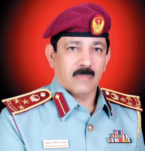 العميد محمد بن علوان: «الإدارة أنهت مخالفات 500 مستفيد أول أيام المبادرة».