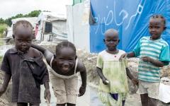 الصورة: 72 % من أطفال جنوب السودان خارج النظام التعليمي