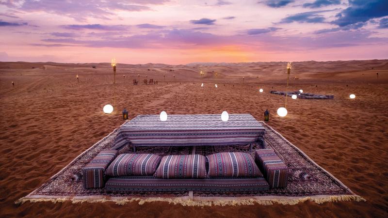 المجلس الصحراوي في مشروع مليحة. من المصدر