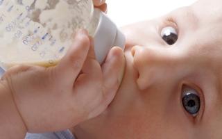 الصورة: حليب الصويا للرضّع يحتاج إلى وصفة طبية