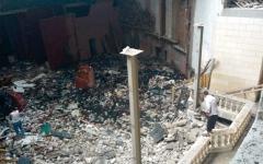 الصورة: حريق «سينما ريفولي».. القاهرة تودّع شاهداً عزيزاً على تاريخها