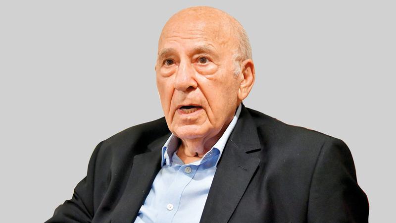 بيرج إبراهيميان: «لا أنسى أن الشيخ زايد، أول من أرسل مساعدات إلى أرمينيا بعد تعرّضها لزلزال في عام 1988».